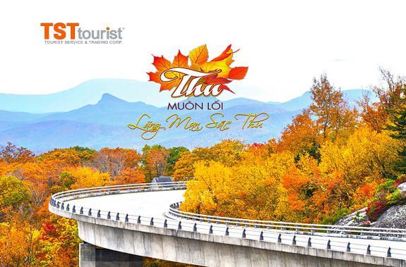TST tourist - Thu muôn lối 2019
