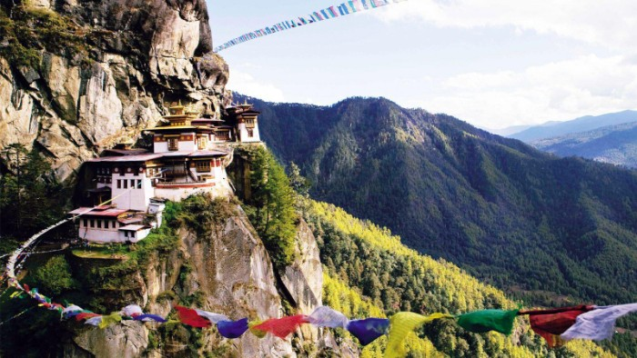 Bhutan - The World's Happiest Country