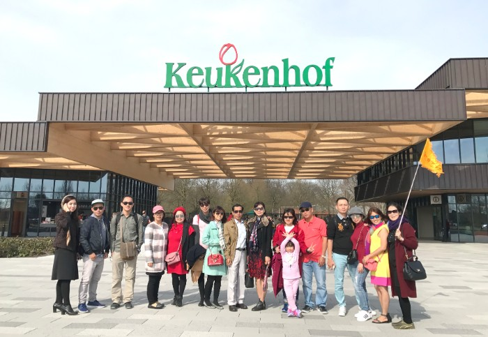 Keukenhof Festival - Amsterdam
