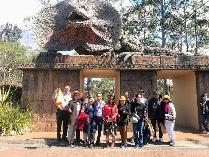 Exploring Australia