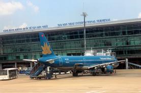 Sân bay Tân Sơn Nhất lắp thêm ki-ốt, điểm soi an ninh dịp Tết