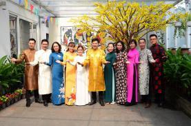 Áo dài khoe sắc 2020, tôn vinh tà áo dài truyền thống Việt Nam