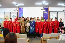 TST tourist presents 2020 Brilliant Ao Dai awards