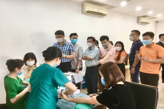 TSTtourist chăm sóc sức khỏe cán bộ - nhân viên