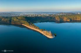 Biển hồ Pleiku bình yên và thơ mộng