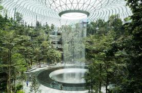 Changi là sân bay tốt nhất thế giới 2020