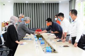 TST tourist tiếp Đại sứ và Tổng Lãnh sự Cộng hoà Indonesia thăm và làm việc