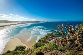 Đổi tên đảo cát lớn nhất thế giới ở Australia