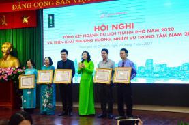TSTtourist vinh dự đón nhận bằng khen của Bộ Văn Hoá, Thể Thao Và Du Lịch