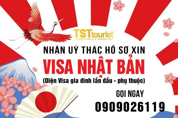 Nhận hồ sơ xin Visa Nhật Bản