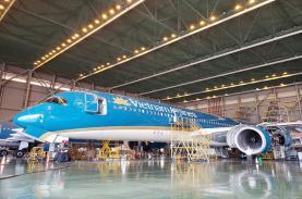 Vietnam Airlines liên doanh đối tác Singapore làm bảo dưỡng máy bay