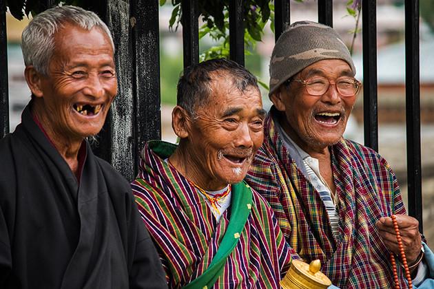 Những lý do khiến Bhutan trở thành vương quốc hạnh phúc nhất thế giới