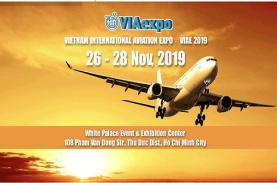 Hội chợ triển lãm quốc tế về hàng không 2019 diễn ra tại TP. HCM