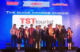 LIST OF AWARDS TST TOURIST RECEIVED IN 2014 - 2018