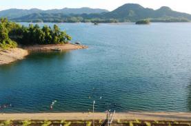 Hồ Kẻ Gỗ sắp thành khu nghỉ dưỡng