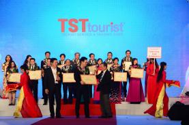 TST Tourist praised by Ho Chi Minh city government, earns another city travel award