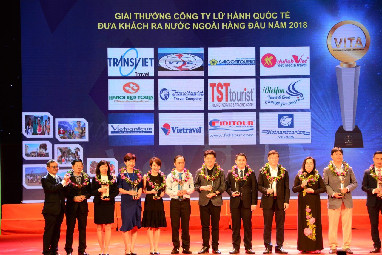 TST Tourist remains on Top 10 Outbound Tour Operators 2018
