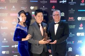 TST Tourist wins World Travel Awards in Hong Kong 2018