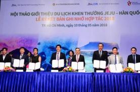 TST tourist hợp tác Tổng cục du lịch Hàn Quốc phát triển sản phẩm du lịch Jeju
