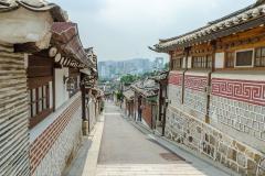 HÀN QUỐC: SEOUL - NAMI - EVERLAND - CẦU KÍNH SKYWALK - THƯ VIỆN STARFIELD