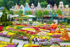HÀN QUỐC: SEOUL - NAMI - EVERLAND - LÀNG PHÁP - KHU VƯỜN BAN MAI MORNING CALM