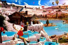 THỔ NHĨ KỲ: ISTANBUL - CAPPADOCIA - KONYA - PAMUKKALE - KUSADASI - CANAKKALE