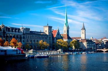 THỤY SỸ - LIECHTENSTEIN - ĐỨC - ÁO - CZECH - SLOVAKIA - HUNGARY