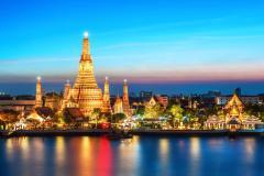 BANGKOK - PATTAYA - BẢO TÀNG TRANH 3D - 1 NGÀY TỰ DO - BUFFET BAIYOKE SKY (MUA 4 TẶNG 1)