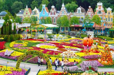 HÀN QUỐC: INCHEON - SEOUL - EVERLAND - NAMI