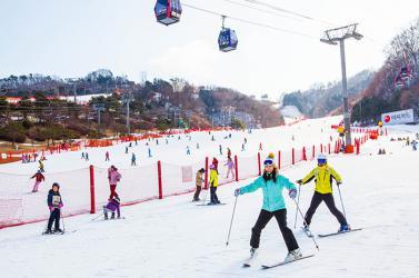 HÀN QUỐC: SEOUL - NAMI - GANGWON - INCHEON (Mùng 1 - Mùng 5 Tết)