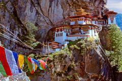 BHUTAN: PARO - THIMPHU - PUNAKHA - TIGER'S NEST