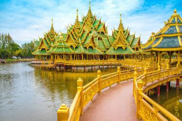 THÁI LAN: BANGKOK - PATTAYA - 1 NGÀY TỰ DO ( Mùng 1 -