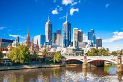 MELBOURNE - SYDNEY - VỊNH JEVIS