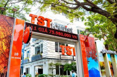 TST tourist - Top 10 doanh nghiệp lữ hành hàng đầu Việt Nam
